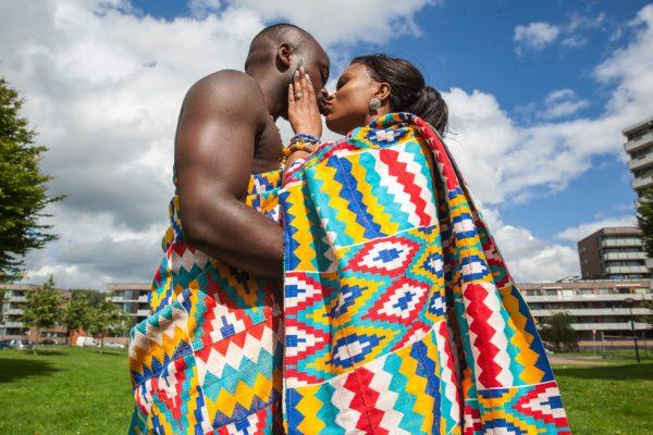 Bruiloft Jeffrey & Josephine Boakye Yiadom © Les Adu 2017-114