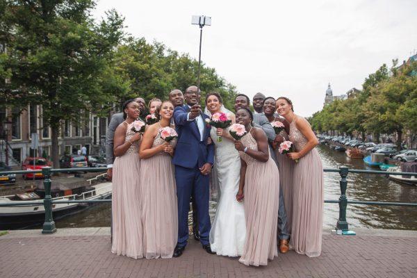 Chuka & Amarachi's Wedding © Les Adu 2016
